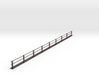 PRR HANDRAIL HO SCALE Ultra Frosted  3d printed