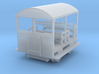 Wickham Trolley Car OO from TMC 3d printed