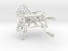 Fairy Skeleton 3d printed
