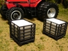 "1/64 ""S"" Scale 275 Gal. U-N-W Pallet Set Of 6 3d printed"
