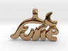 Furie Witch Logo 3d printed
