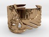 AC - Egyptian ring 3d printed