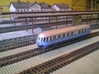 FS ALn556 in TT  3d printed Model realised by  Matjaz Britovsek in JŽ livery.  Chassis came from a BR130 BTTB