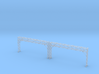 N Scale Signal Gantry 4 tracks 2pc 3d printed