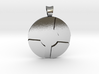 Team Fortress 2 Pendant 3d printed