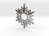 Snowflake Celebration 3d printed