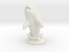 Jumping Great White Shark Table prop 3d printed