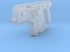 RESIDENT EVlL: RETRIBUTION - Kriss Vector .45ACP ( 3d printed