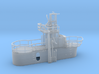 1/144 US Gato Conning Tower (Fairwater) 3d printed