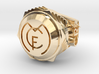 Cristiano Ronaldo Ring  3d printed