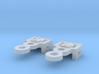 Replacment N Gauge Minitrix Crosshead x2 3d printed