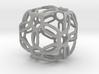 Symmetric Cuboid Structure 1 3d printed