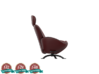 Miniature Dodo K10 Chair - Cassina 3d printed Miniature Dodo K10 Chair - Cassina
