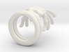 ALIENS Facehugger Ring 3d printed