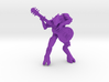 Halo Elite Playing Guitar 3d printed