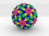 Semliki Forest Virus 3d printed