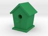 Bird house 3d printed