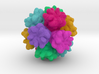 Adenovirus Serotype 3 3d printed
