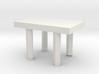 small desk 3d printed