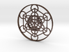 Metatron Cube - Dodecahedron 3d printed
