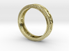 Antique scroll band size 8 3d printed
