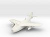 "Saab J 29F Tunnan ""Late version"" 1/200 3d printed"