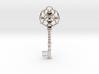 Key Necklace/Pendant 3d printed