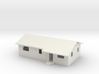 Rambler House with Roof in HO Scale 3d printed