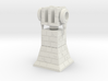 Turbolaser Tower 3d printed