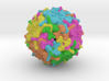 Human Bocavirus 1 3d printed