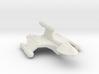 3788 Scale Romulan SparrowHawk-A+ Light Cruiser MG 3d printed