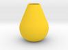 Teardrop Vase 3d printed
