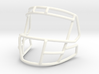 Live Mask 808 for Speed Mini Helmets  3d printed