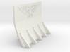Supressor Aquilla Dozer Blade 3d printed