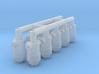 Nitrious 1/18 solenoids x10 3d printed