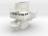 1/100 DKMScharnhorstAdmiral's Bridge 2 3d printed