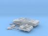 Leopard-2E-H0-Piezas torre-SH-proto-01 3d printed