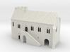 HOF051 - Medieval hall 3d printed