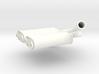 AAR TA 1/12 exhaust 3d printed