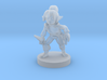 Gnome  Female  Rogue 3d printed