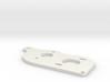 Team C 3/4 Gear laydown motor plate V2 3d printed