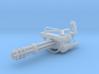 M 134 mini gun 3d printed