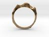 jagged ring 3d printed