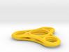 Tri Lobe Fidget Spinner - Micro Mini 3d printed