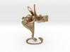 Hubb fee Salam (Love in Peace) - Sculpture 3d printed