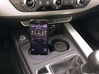 Audi A3/S3/RS4/A4/A5 iPhone car mount/holder 3d printed Car mount holder for Audi to keep the dashboard clean from cables and adapters