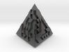 Plato's Tetrahedron - Materia 3d printed