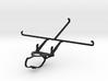 Steelseries Nimbus & Apple iPad mini 2 - Front Rid 3d printed