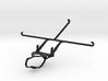Steelseries Nimbus & Apple iPad mini 4 - Front Rid 3d printed