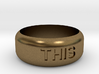 This Or That Ring 3d printed